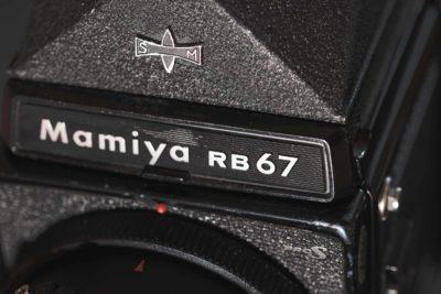 Mamiya RB67 header